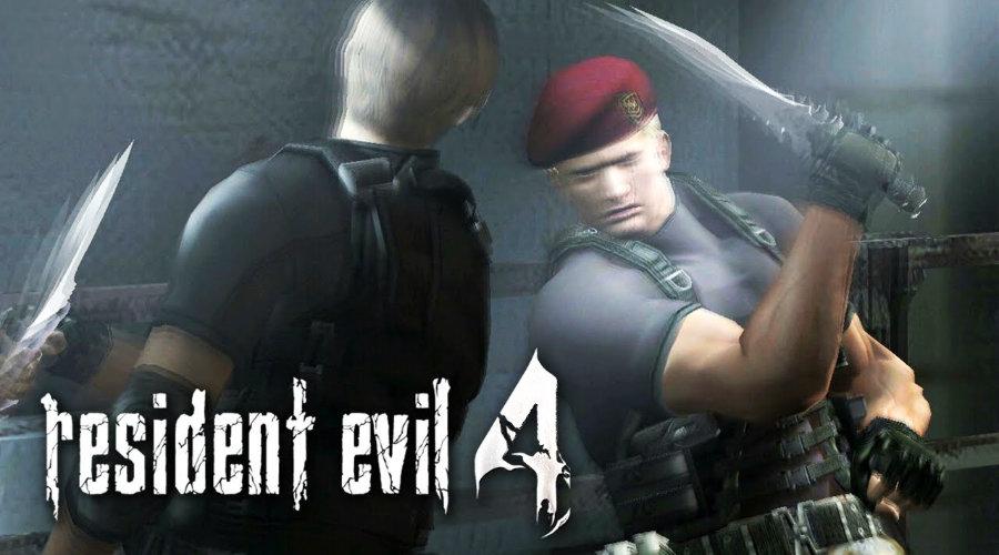 Resident Evil 4 Detonado