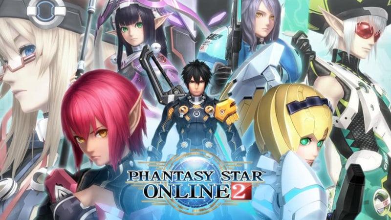 fantasy star online 2
