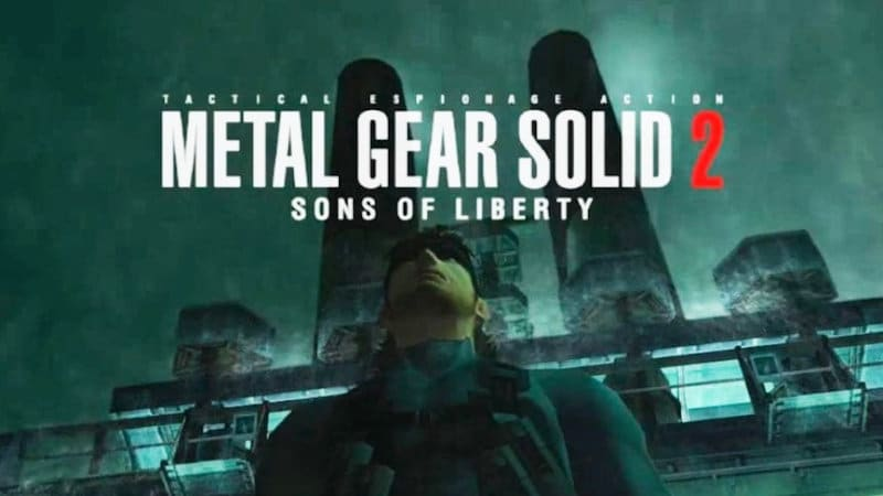 Metal Gear 2 Sons of Liberty