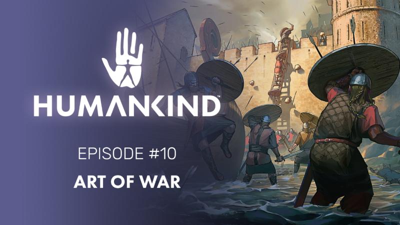 Humankind Art of War