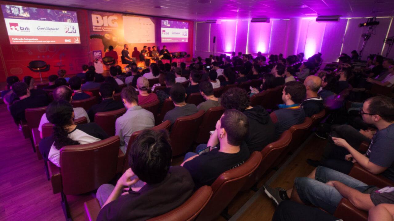 BIG 2021 - Palestras anunciadas