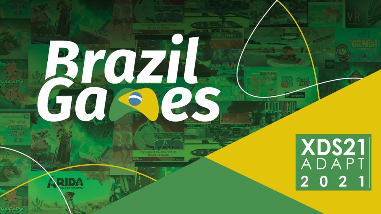 Brazil Games XDS21 Adapt 2021