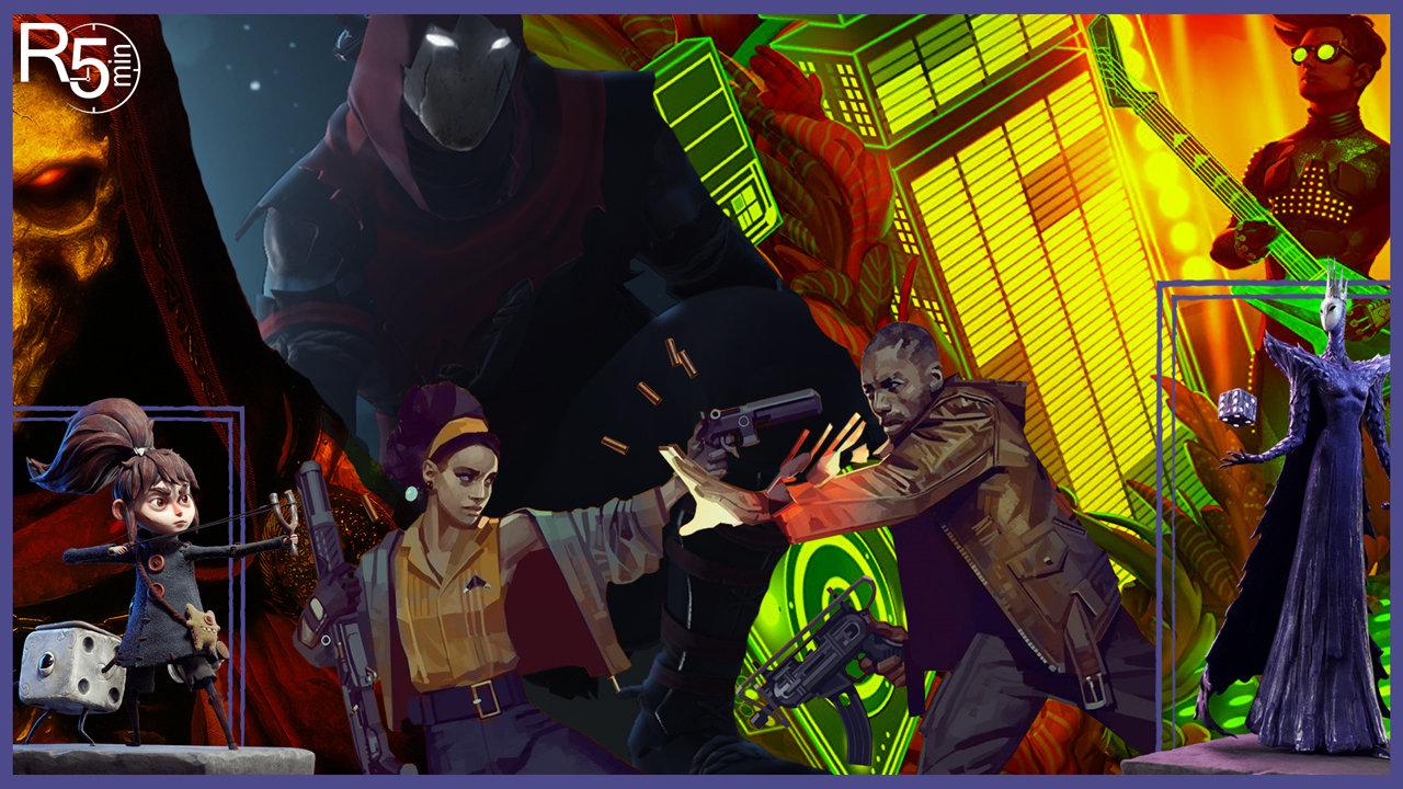Lançamento games setembro 2021